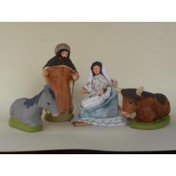 Nativité traditionnelle...